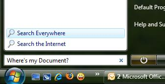 Where's My Document